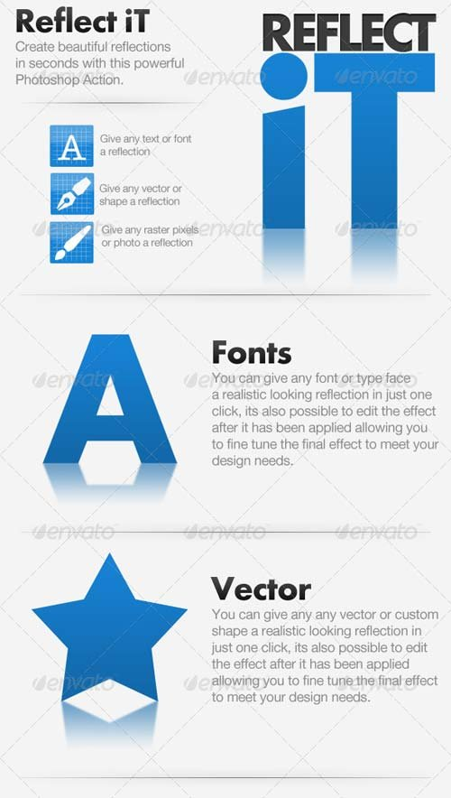 GraphicRiver Reflect iT