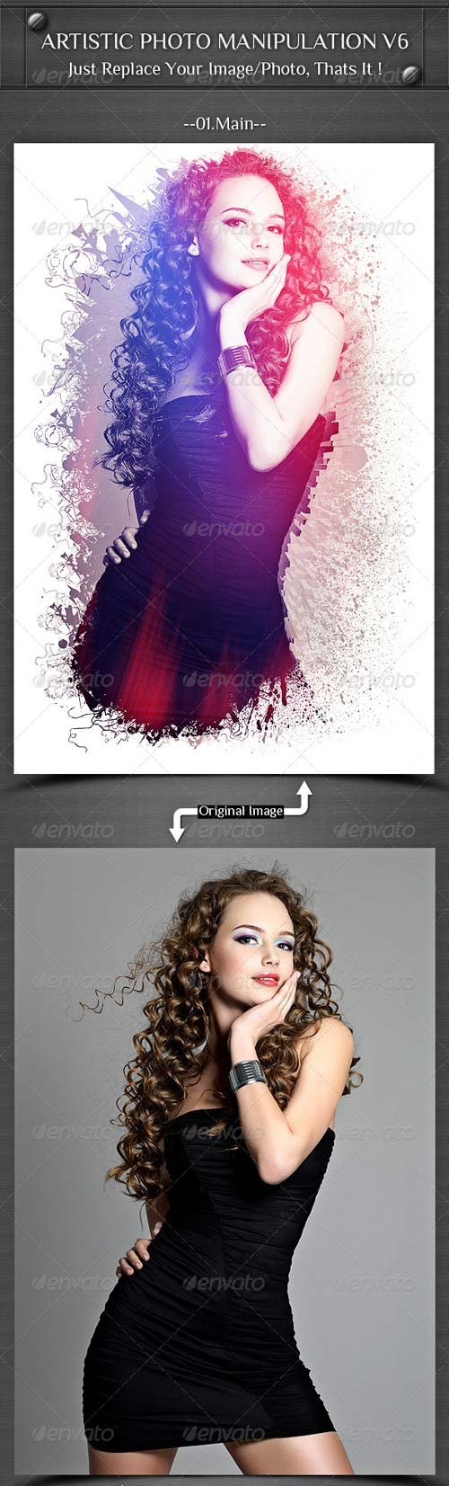 GraphicRiver Artistic Photo Manipulation V6