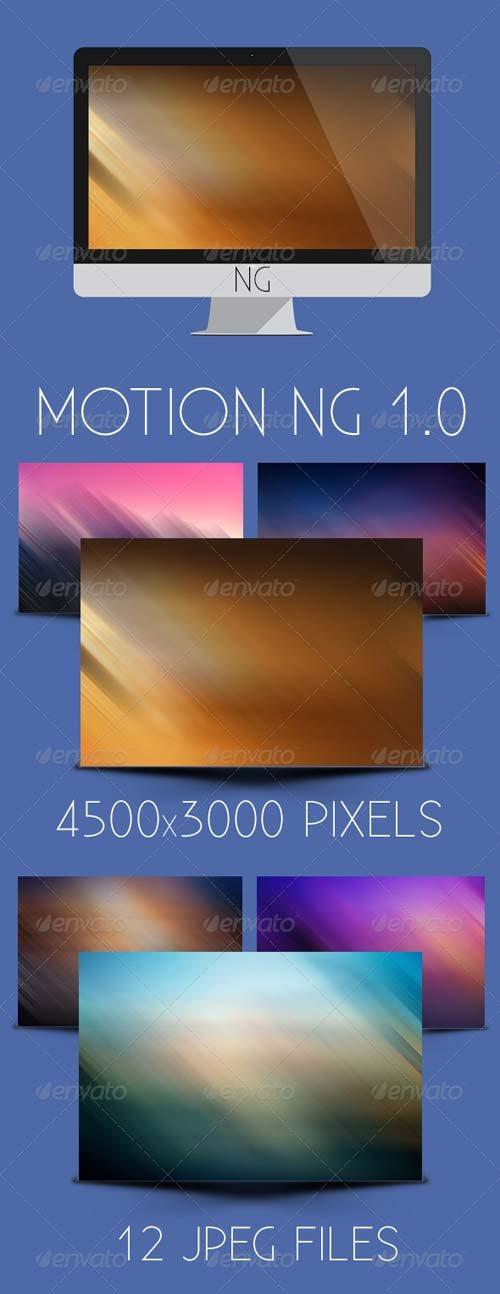 GraphicRiver Motion NG 1.0