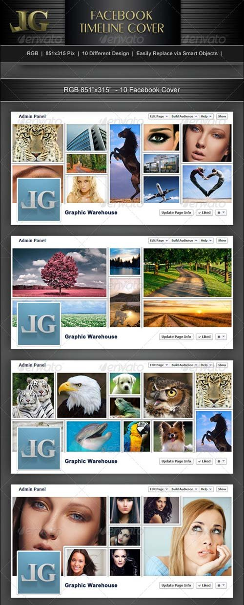 GraphicRiver Fb Timeline Cover V3 5623063
