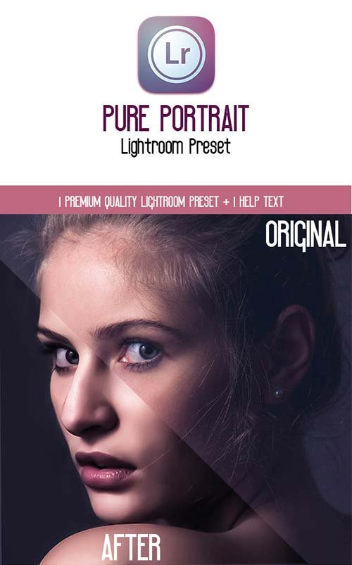 GraphicRiver Pure Portrait