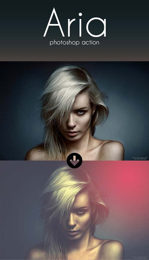GraphicRiver Aria Effect