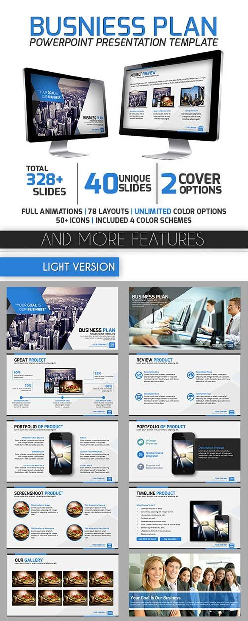 GraphicRiver Business Plan