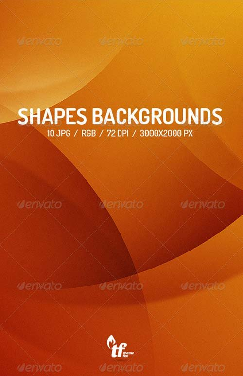 GraphicRiver Shapes Backgrounds