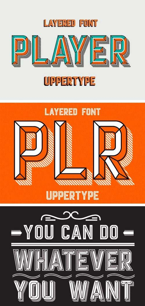 Player Font Family