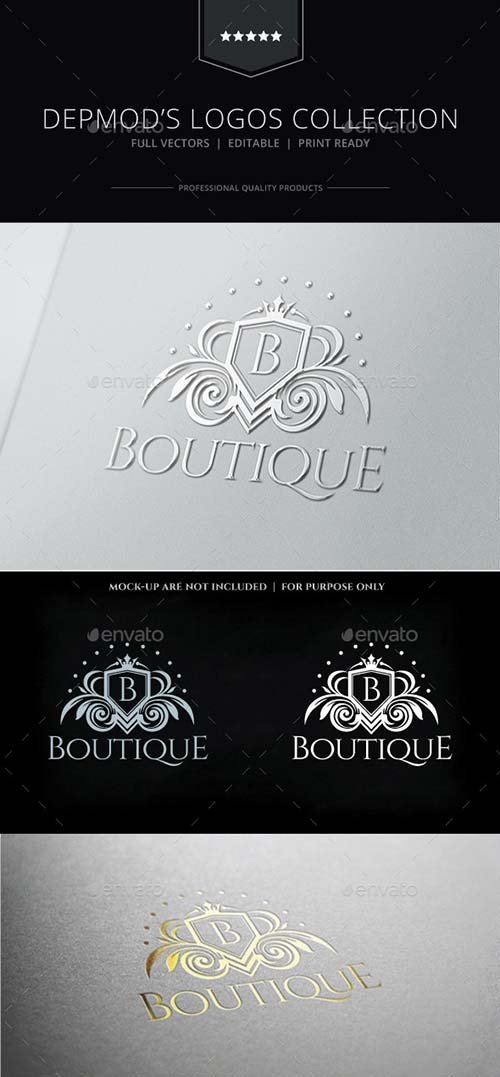GraphicRiver Boutique Logo