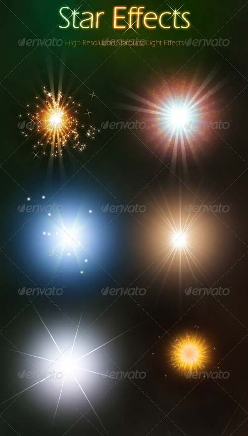 GraphicRiver Star Effects