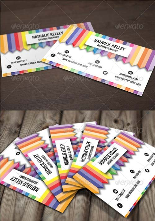 GraphicRiver Creative Business Card 15
