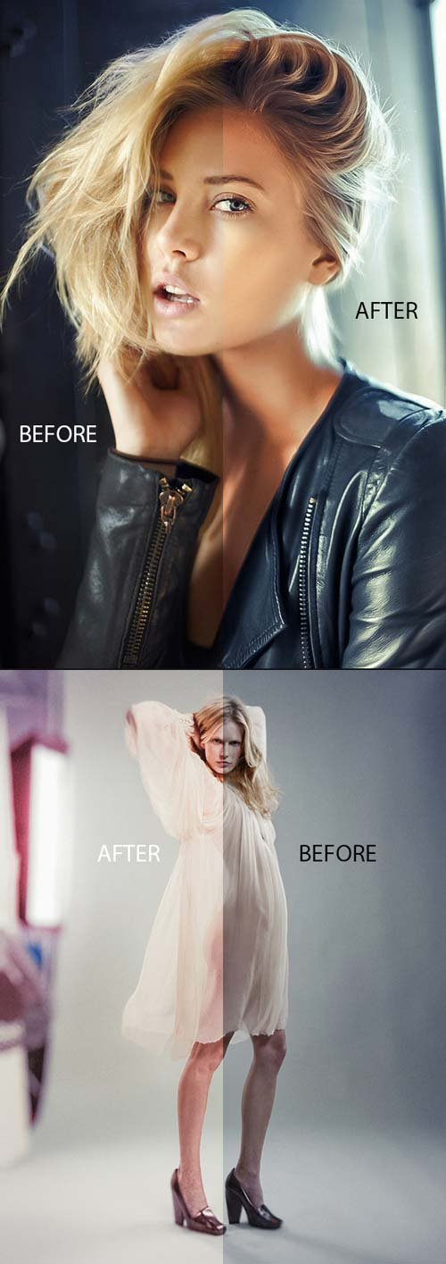 GraphicRiver 35 Fashion Lightroom Presets Vol. 2