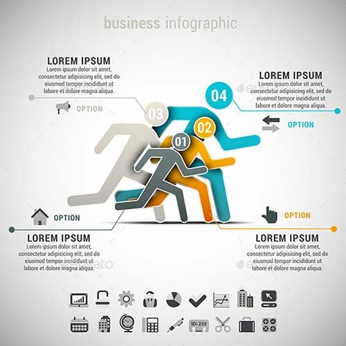 GraphicRiver Business Infographic 9744548