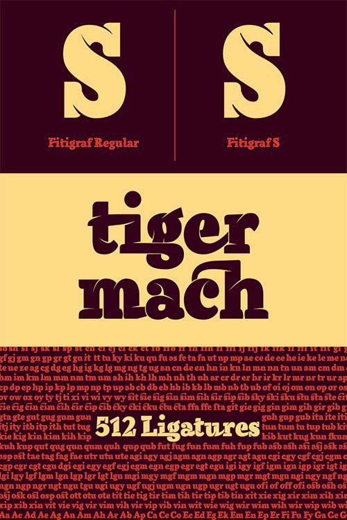 Fitigraf Font Family