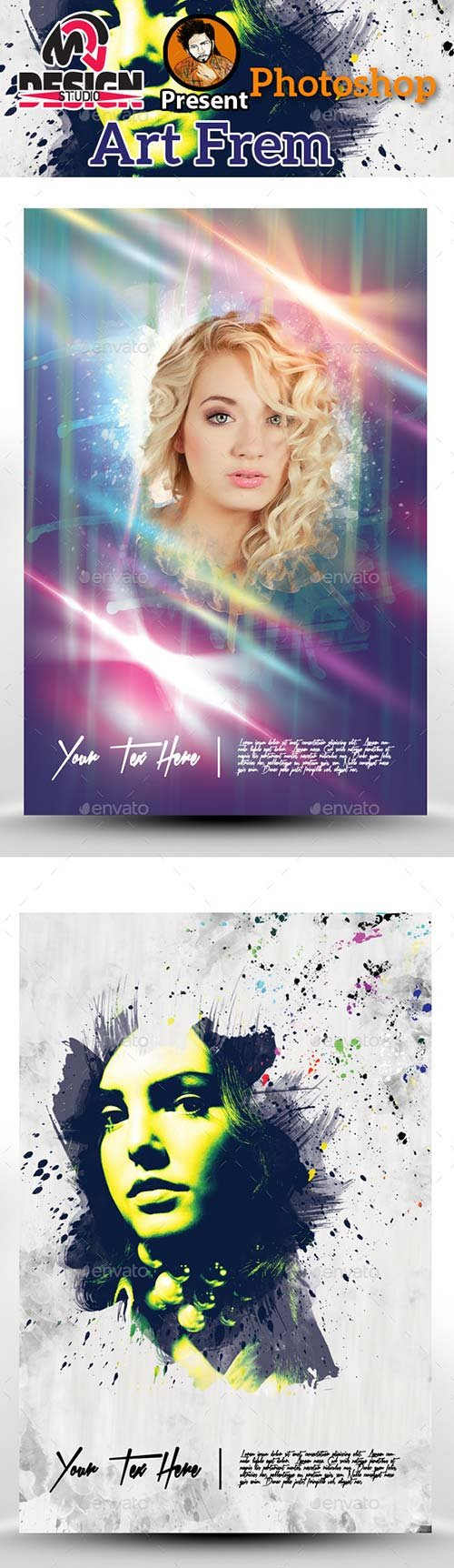 GraphicRiver Art Frem