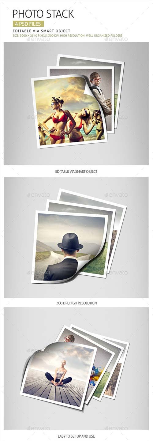 GraphicRiver Photo Stack
