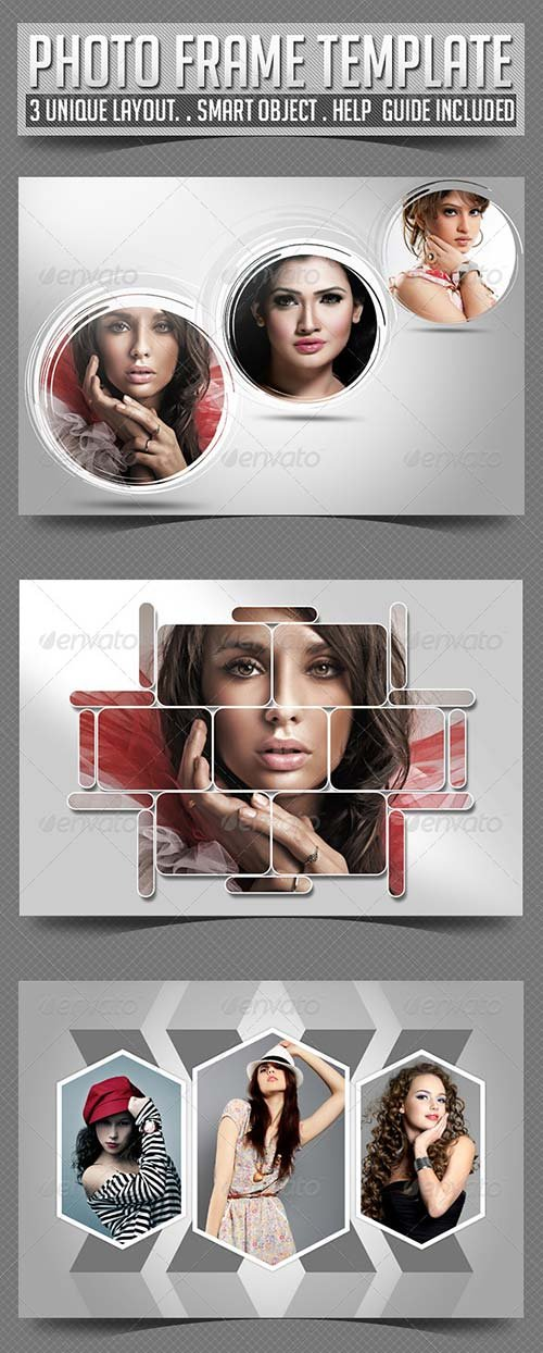 GraphicRiver Photo Frame Template 8005787
