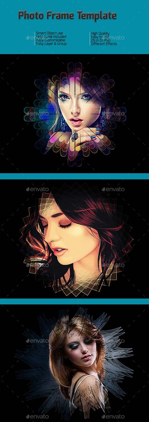 GraphicRiver Photo Frame Template 11274762