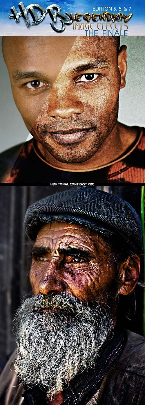 GraphicRiver HDR Legendary Image Action 3 Finale