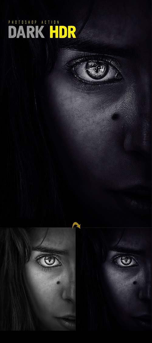 GraphicRiver Dark HDR