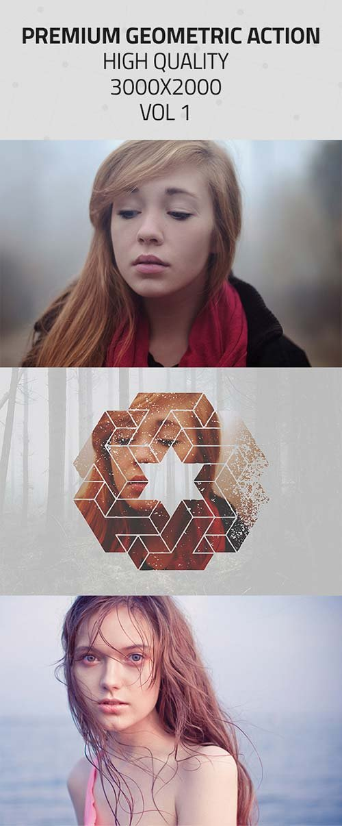 GraphicRiver Premium Geometric Action