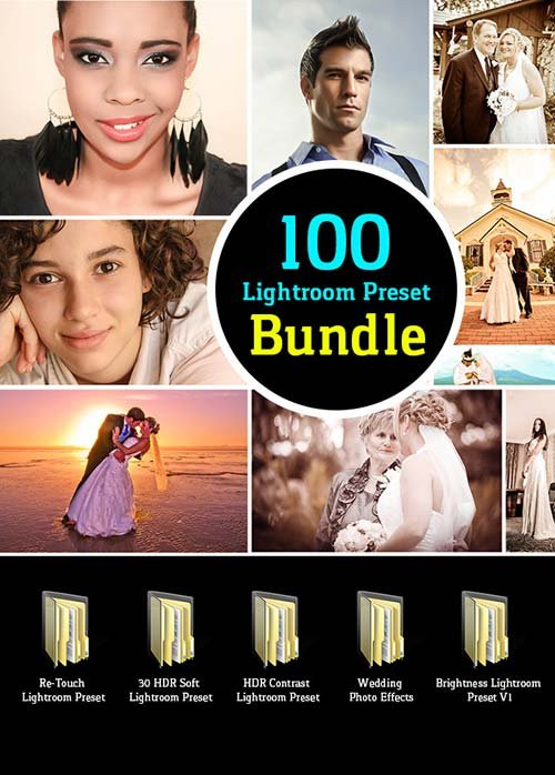 GraphicRiver HDR Quality Lightroom Bundle