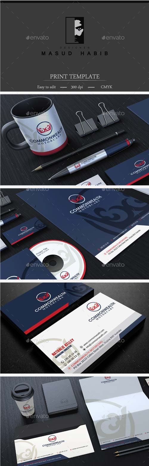 GraphicRiver Creative Corporate Identity 29