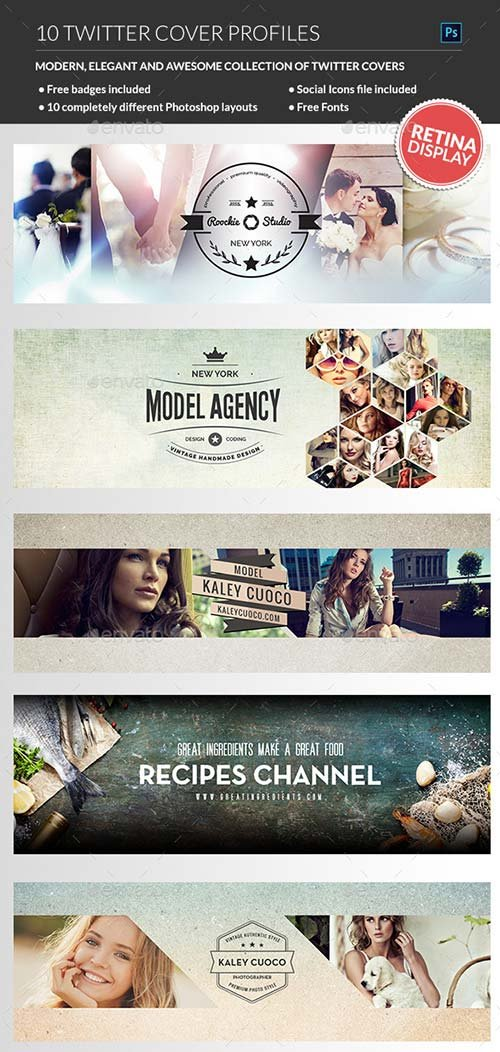 GraphicRiver Twitter Header