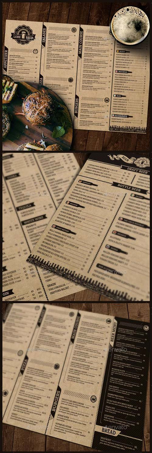 GraphicRiver Lore Beer Pub
