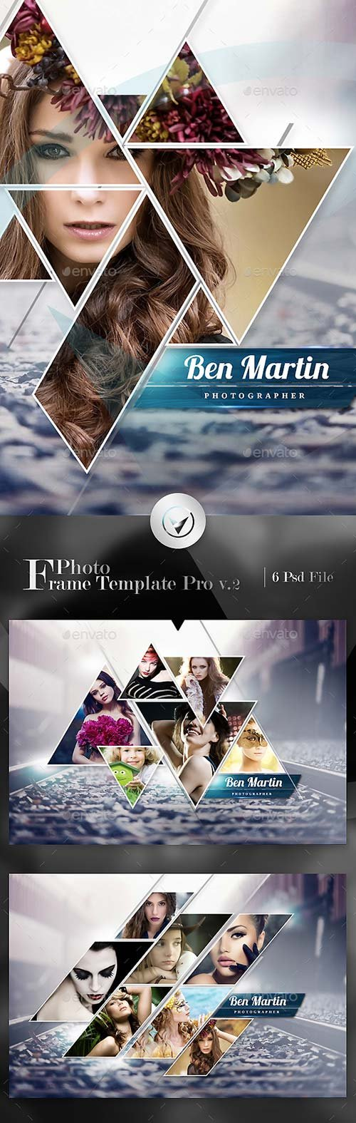 GraphicRiver Photo Frame Template Pro v.2