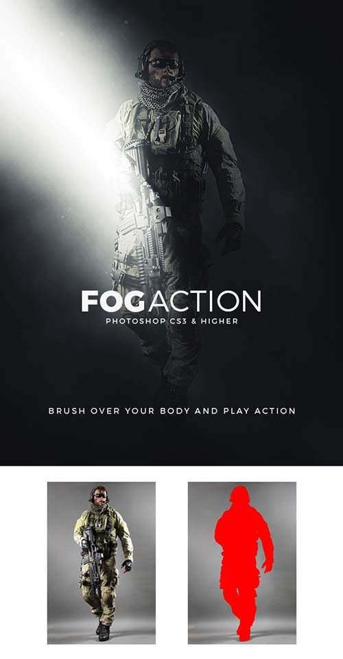 GraphicRiver Fog Action