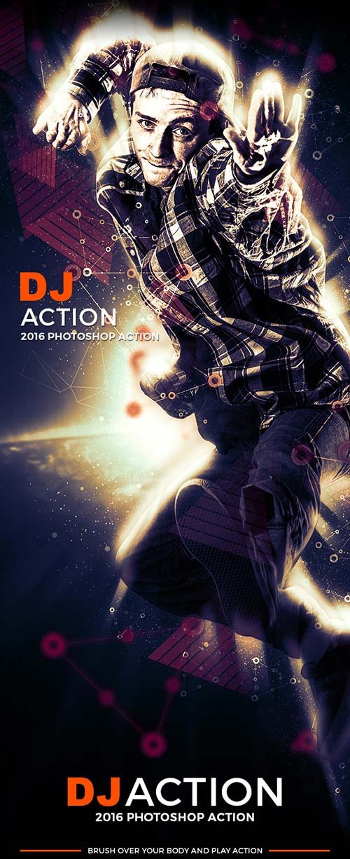 GraphicRiver DJ Action
