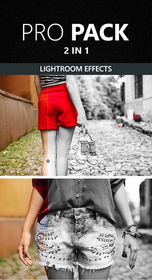 GraphicRiver 50 Pro Pack 2 in 1 Photo Effects