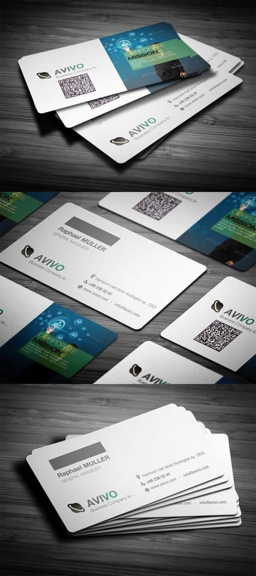 CreativeMarket Professional Business Card