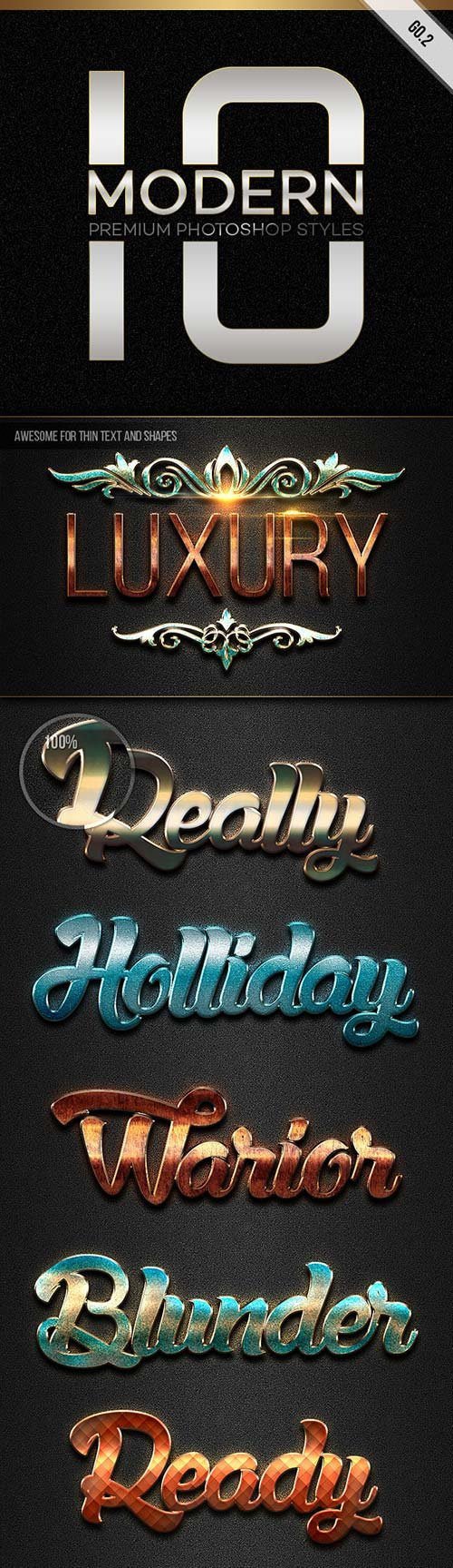 GraphicRiver 10 Modern Styles GO.2